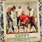 [Music] Cuppy – Abena ft. Kwesi Arthur, Shaydee & Ceeza Milli