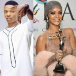 Rihanna Devotes Time To Listen To Wizkid's 'Ojuelegba'