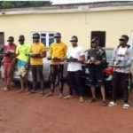 EFCC Arrests 13 Yahoo Boys In Another Clamp Down In Enugu (Photos)